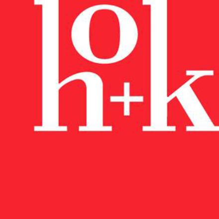 Large organization logo hok