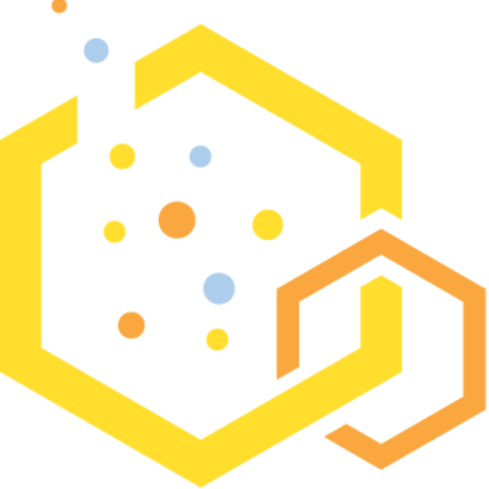 Large hive logo hex