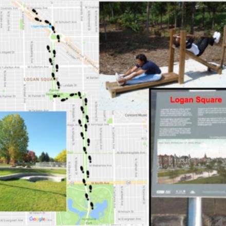 Large municipal epic image projects darwin