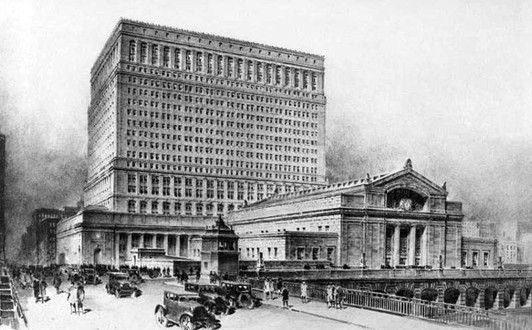 A Better Expansion of Chicago Union Station