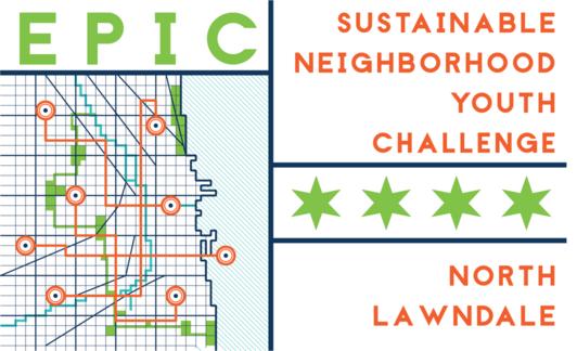 Big epic challenge logo app north lawndale