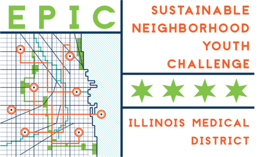 Big epic challenge logo app illinois medical district