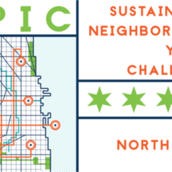 Small epic challenge logo app north park