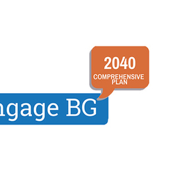 Small il buffalo grove comprehensive plan update 2040 logo 4