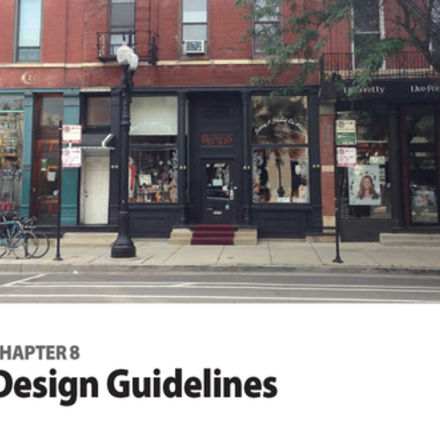 Large design guidelines